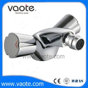 Popular Double Handle Bidet Faucet (VT60504) pictures & photos