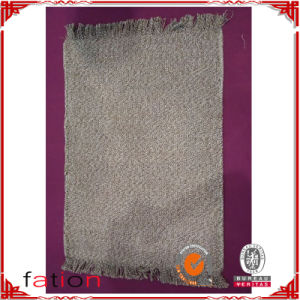 High Quality Cotton Rugs Wool Carpet Non-Slip Door Mat pictures & photos