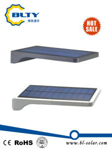 Outdoor PIR Motion Sensor LED Solar Wall Light pictures & photos