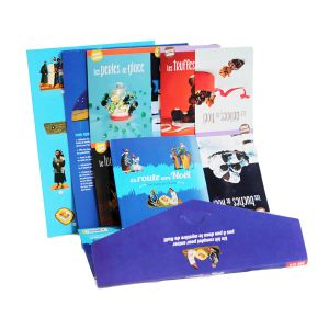Custom Greeting Card Printing (OEM-CR004) pictures & photos