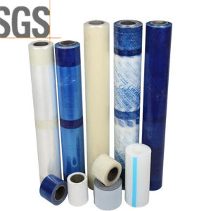 Blue Self Adhesive Surface Protection Film PE Protective Film pictures & photos