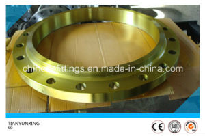 Forged Carbon Steel A350lf2/A105 Slip on Flange pictures & photos