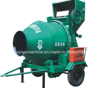 Jzc350 Small Electric Concrete Mixer Equipment for Sale pictures & photos