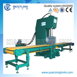 CE Certificate 160tons Hydraulic Natural Stone Block Splitting Machine pictures & photos