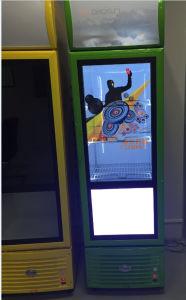 32 Inch Transparent Refrigerator Advertising Machine pictures & photos