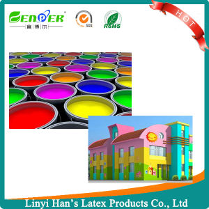 Free Sample Acrylic Emulsion Interior Paint ISO 9001 Sgg RoHS pictures & photos