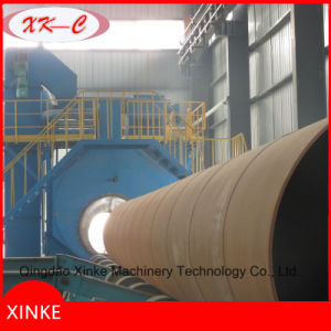 Steel Pipe out Wall Shot Cleaning Equipment pictures & photos
