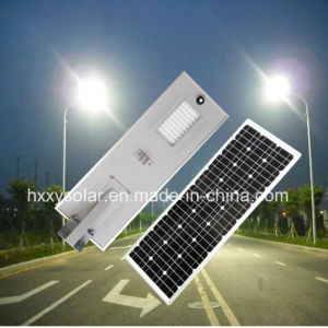 Outdoor Light Integrated All in One Solar Street Light Solar Light with MPPT Controller pictures & photos