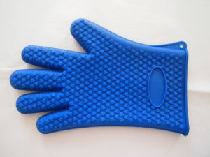 Silicone Gloves with Finger Home Kitchen Cookie Appliance