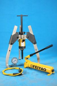 Fy Series Automate Center Mechanical Hydraulic Puller pictures & photos