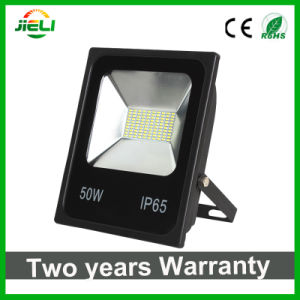 Factory Wholesale Price 50W SMD5730 LED Slim Floodlight pictures & photos