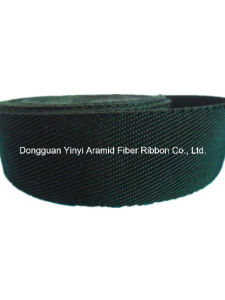 10mm Black Fire Retardant Aramid Fiber Ribbon pictures & photos