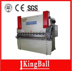 High Efficient Hydraulic Bending Machine (WE67k 63/3200) with CNC Controller pictures & photos