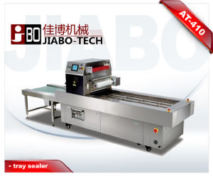 Full-Automatic Continuous Tray Printing Bag Sealing Machine pictures & photos