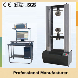 20kn Computer Control Electronic Universal Tensile Strength Testing Machine for Wire pictures & photos