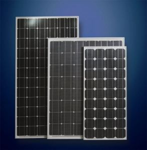 135W Solar Panel with IEC Certificate