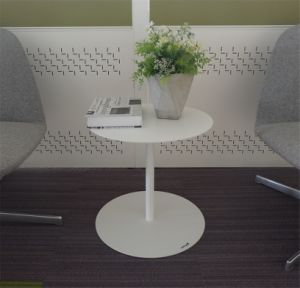 Uispair Modern Round Simple Office Hotel Home Living Dining Room Bedroom Coffee Table pictures & photos