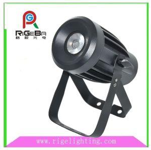 PAR 16 RGBW 4 in 1 10W LED PAR Lights pictures & photos