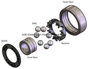 Yo-Yo Bearing New Products Deep Groove Ball Bearing 618/5