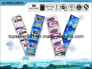 35g African Small Sachet Detergent Powder pictures & photos