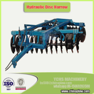 Agricultural Implements Hydraulic Disc Harrow for Yto Tractor pictures & photos