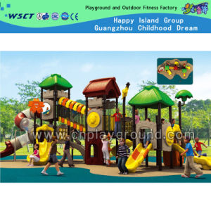 Promotion Children Plastic Outdoor Playground Equipment (HD-1001) pictures & photos