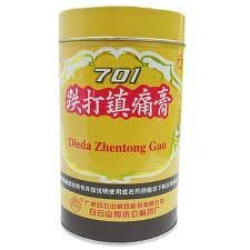 701 Herbal Plaster (Dieda Zhengtong Gao)