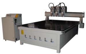 Factory Price Jinan Woodworking CNC Machine pictures & photos