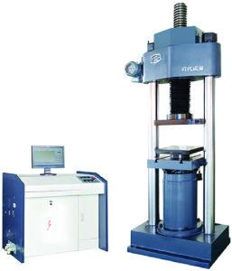 Compression Testing Machine YAW-1000 pictures & photos