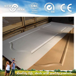 White Primed HDF Door Leaf (NHD-WP1001) pictures & photos