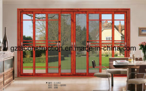 High Quality Aluminium Sliding Door with Mosquito Net pictures & photos