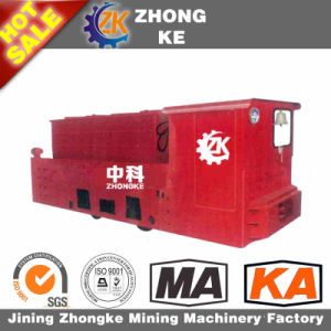 Ccg 5/6p Mining Anti-Explosive Electrical Battery Locomotive