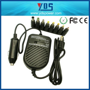 Laptop Power 80W Universal Car Charger Adapter pictures & photos