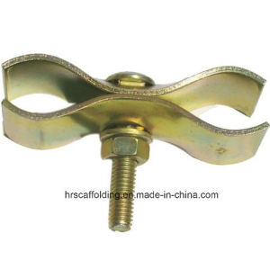 High Quality Pressed Fence Scaffold Coupler for Sale pictures & photos