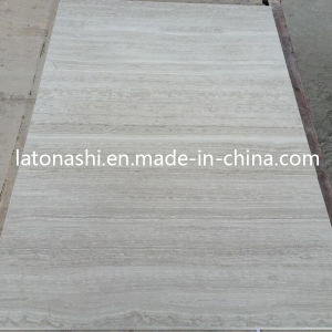 Natural White / Green Marble Floor Tiles for Kitchen / Bathroom Flooring pictures & photos