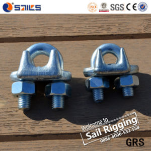 Zinc Plated U S Drop Forged Wire Rope Clips pictures & photos