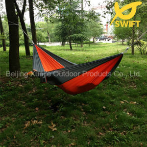 Parachute Camping Hammocks with Stuff-Sack Compression Straps