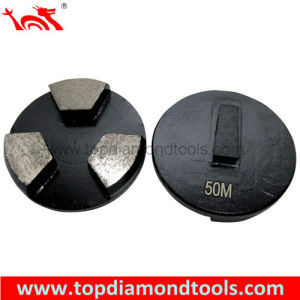 Diamond Grinding Disc for Grinding Concrete with Redi Lock pictures & photos