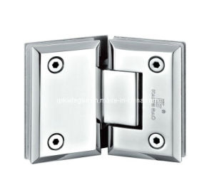 Glass Door Hinge/ 135 Degree Glass to Glass Hinge Pss pictures & photos