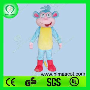 Hi En71 Boots Mascot Costume