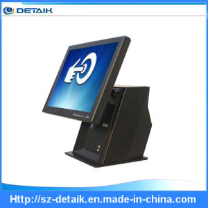 15 Inch All-in-One Restaurant Touch POS Terminal; Epos System (DTK-POS1508)