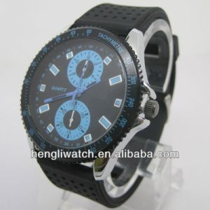 Hot Fashion Silicone Watch, Best Quality Watch 15067 pictures & photos