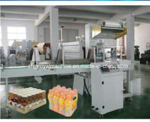Automatic PVC Film Heat Shrink Wrap Packing Machine pictures & photos