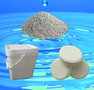 Calcium Hypochlorite Chlorine, Bleaching Powder, 30% 56% 65% 70%, Water Treatment pictures & photos