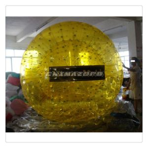 Quite Good Aspect Inflatable Zorb Roller with Customized Label pictures & photos