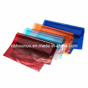 Eco-Friendly Colorful Soft PVC Film for Coating, Raincoat (HNGPF-001)
