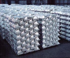 High Purity 99.7% Aluminum Ingot (6063)