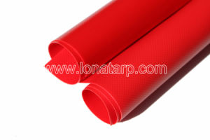 Coated PVC Tarpaulin with High Strength Industrial Polyester