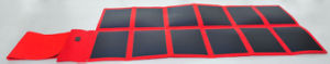72W Amorphous Silicon Portable Solar Charger