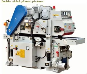 Planer Machine Industrial Wood Planer Double Sided Planer pictures & photos